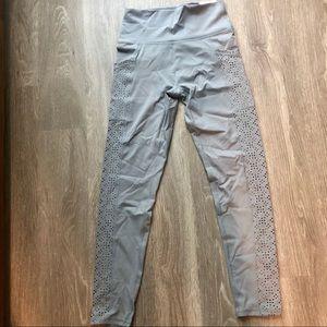 NWT AE 7/8 Grey High Rise Legging-large long